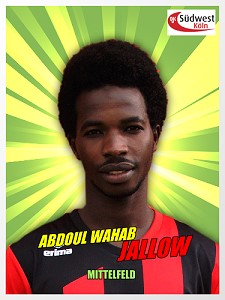 Abdoul Wahab Jallow